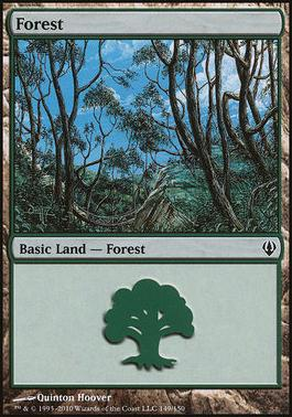 Archenemy: Forest (149 B)