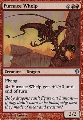 Archenemy: Furnace Whelp