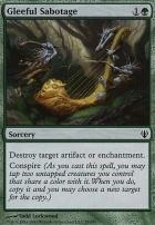 Archenemy: Gleeful Sabotage