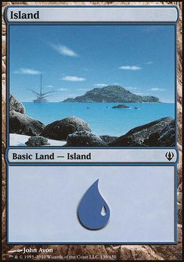 Archenemy: Island (139 A)