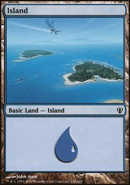 Archenemy: Island (141 C)