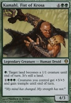 Archenemy: Kamahl, Fist of Krosa