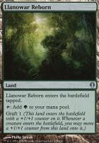 Archenemy: Llanowar Reborn
