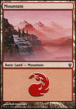 Archenemy: Mountain (146 B)
