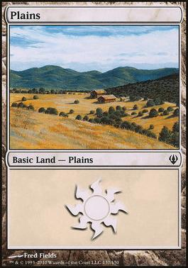 Archenemy: Plains (137 A)
