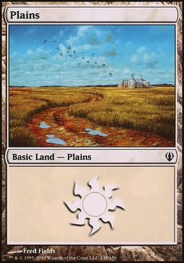 Archenemy: Plains (138 B)