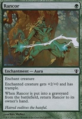 Archenemy: Rancor
