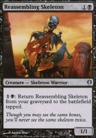 Archenemy: Reassembling Skeleton