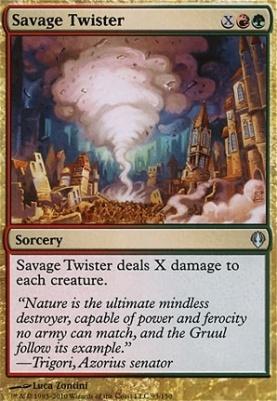 Archenemy: Savage Twister