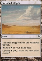 Archenemy: Secluded Steppe