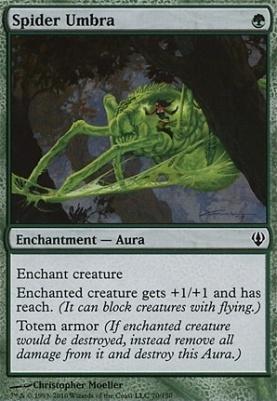 Archenemy: Spider Umbra