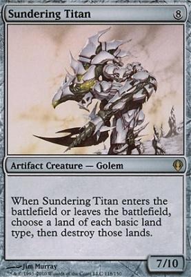 Archenemy: Sundering Titan