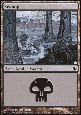 Archenemy: Swamp (142 A)