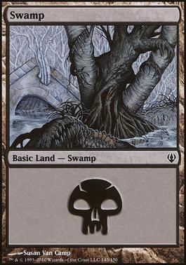 Archenemy: Swamp (143 B)
