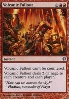 Archenemy: Volcanic Fallout