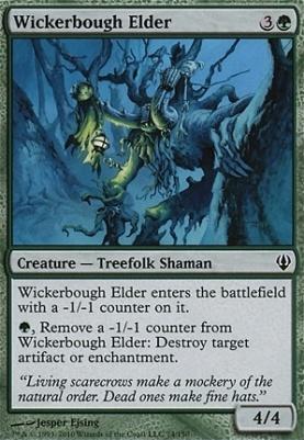 Archenemy: Wickerbough Elder