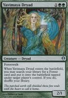 Archenemy: Yavimaya Dryad