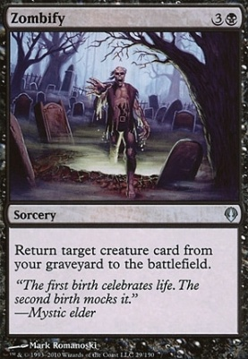 Archenemy: Zombify
