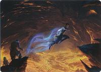 Art Series - Adventures in the Forgotten Realms: Fly Art Card (Not Tournament Legal)