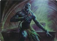 Art Series - Adventures in the Forgotten Realms: Ghoul // Sepulcher Ghoul Art Card (Not Tournament Legal)