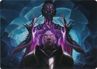 Art Series - Adventures in the Forgotten Realms: Mind Flayer Art Card (Not Tournament Legal)