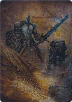 Art Series - Modern Horizons 2: Dakkon, Shadow Slayer Art Card (Kane Ferguson - Not Tournament Legal)