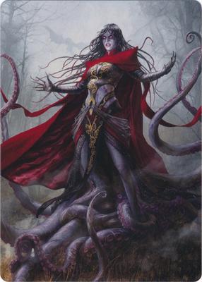 Art Series - Modern Horizons 2: Geyadrone Dihada Art Card (Briclot - Not Tournament Legal)