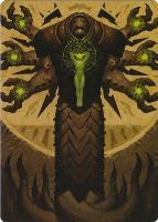 Art Series - Strixhaven: Inquisition of Kozilek Art Card (Not Tournament Legal)