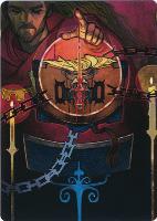 Art Series - Strixhaven: Sign in Blood Art Card (Not Tournament Legal)
