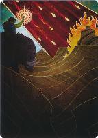 Art Series - Strixhaven: Stone Rain Art Card (Not Tournament Legal)