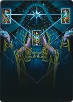Art Series - Strixhaven: Strategic Planning Art Card (Not Tournament Legal)