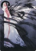 Art Series - Strixhaven: Tendrils of Agony Art Card (Not Tournament Legal)