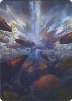 Art Series - Zendikar Rising: Prismatic Vista Art Card (Not Tournament Legal)