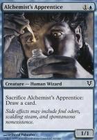 Avacyn Restored Foil: Alchemist's Apprentice