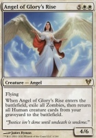 Avacyn Restored Foil: Angel of Glory's Rise