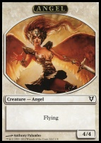 Avacyn Restored: Angel Token