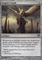 Avacyn Restored Foil: Angel's Tomb