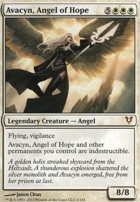 Avacyn Restored: Avacyn, Angel of Hope