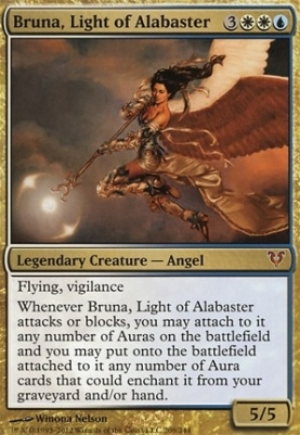 Avacyn Restored: Bruna, Light of Alabaster