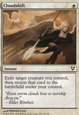 Avacyn Restored: Cloudshift