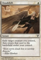 Avacyn Restored Foil: Cloudshift