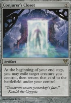 Avacyn Restored: Conjurer's Closet