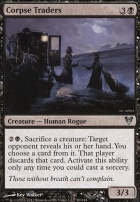 Avacyn Restored Foil: Corpse Traders