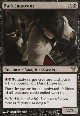 Avacyn Restored: Dark Impostor
