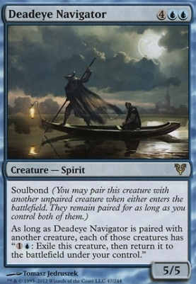 Avacyn Restored: Deadeye Navigator