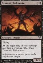 Avacyn Restored: Demonic Taskmaster