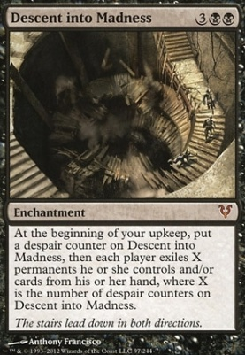 Avacyn Restored: Descent into Madness