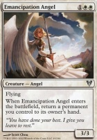 Avacyn Restored Foil: Emancipation Angel