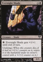 Avacyn Restored Foil: Evernight Shade