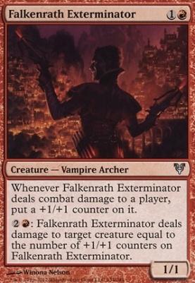 Avacyn Restored Foil: Falkenrath Exterminator